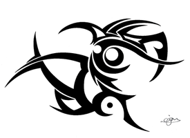 Random Tribal Finished by CR4ZY-CHR1S