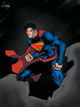 Superman - New 52  by DiogoAP