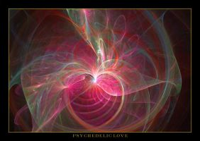 Psychedelic Love by DreamMedia-UK