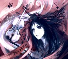 MELODICUS by nimzea