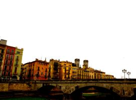 colored buildings of europe by limitededition413
