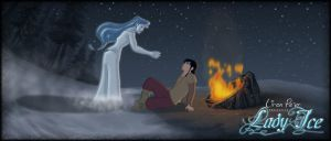 Lady Ice Production Still 29 by LPDisney