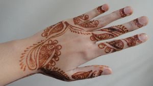 Mehndi Obsession 2 by A-w0man