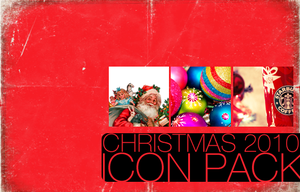 christmas 2010 icon pack by Sara-Devestation