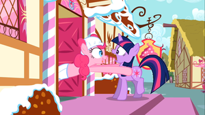 Pinkie's Diapery Abduction by Eagle1Division