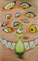 It's not easy to be different by Satananas