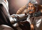 COMMISSION: Cpt. Mark Twain by crysiblu