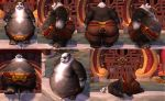 Pandaren fat male by coldsteelj