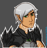It's a Fenris by PessimisticGiraffe