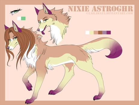 Nixie Astroghr Reference 2017 by LailaWA13