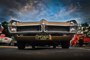 67 Bonneville by theCrow65