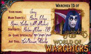 World of Warchick ID 2013 by iJessykins