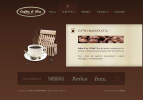 COFFEE and TEA DESIGN by Shuma87