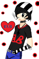 BLACK VEIL BRIDES fan by XxsilvixX