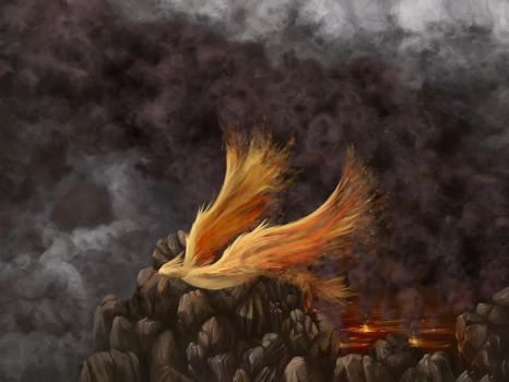 Moltres by bobschuler