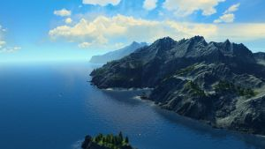Anno 2205 - Vast Mountains by Cody-Maverick