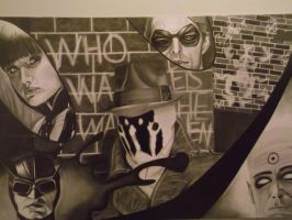 The Watchmen by bmac78