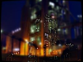 Reflection Holcim Industries by sandor99