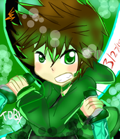 Serious Yet, Badass Tobuscus by Random-Rengeki
