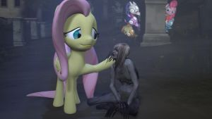 [SFM] Don't cry... by Jarg1994