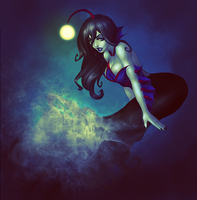 The Sea Witch by Pirate-Cashoo