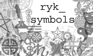 Ryk_Symbols brushes by Rykan