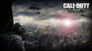 War is Coming!! MW3 by AhmetUYAR