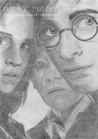 Harry Potter PrisonerOfAzkaban by ChazyChaz