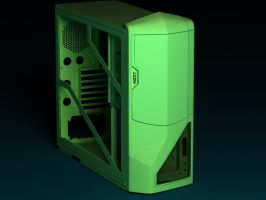 NZXT Case by AN10s