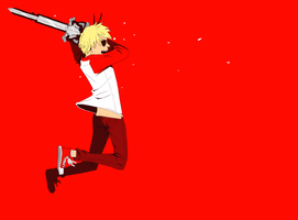 Dave 'awesome' Strider by Yui-00