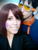 Obito x Rin Cosplay III by ivachuk