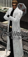 Wesker Lab Coat BETA by a-m-b-e-r-w-o-l-f