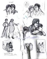 jamie doctor sketchdump time by ladyyatexel