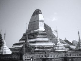 Ancient Pagoda From Burma by tayzar44