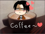 More coffe please.... by BakaSaru2000