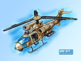 XHC-322 by TheXHS