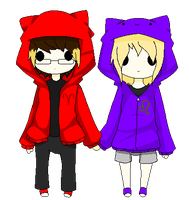 Hoodies Idfk by Bloody-Toxin