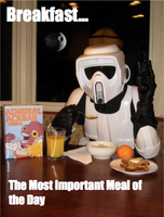 Star Wars Breakfast by burningdreams76