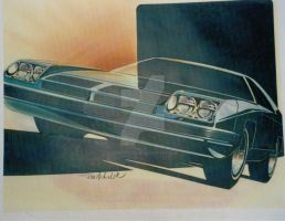 Chevy Caprice concept by cadillacstyle