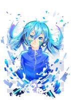 Ene potrait full version by keroroblack