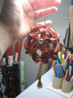 Arabesque Kusudama by disdaindespair