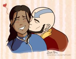 Kataang - Long Moments Together by Amarokven