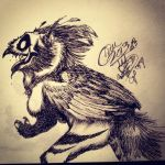 Vent Owlcat by CarmanMM-Dirda