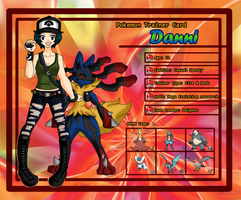 DANNI: Pokemon X and Y by zoro4me3