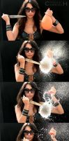 Explosion in 5 steps by Carnisch