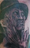 horror sleeve part 3 by chrisxart