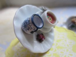 Sugar and Apple Cider Ring by CandyChick