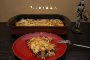 Bulgarian Mousaka Recipe by WhatsToEast