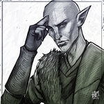 Solas (sketch) by daPatches