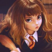 First Year Hermione by KR0NPR1NZ